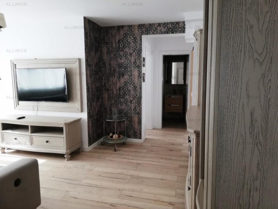 Apartament 2 camere zona Mihai Bravu, bloc nou