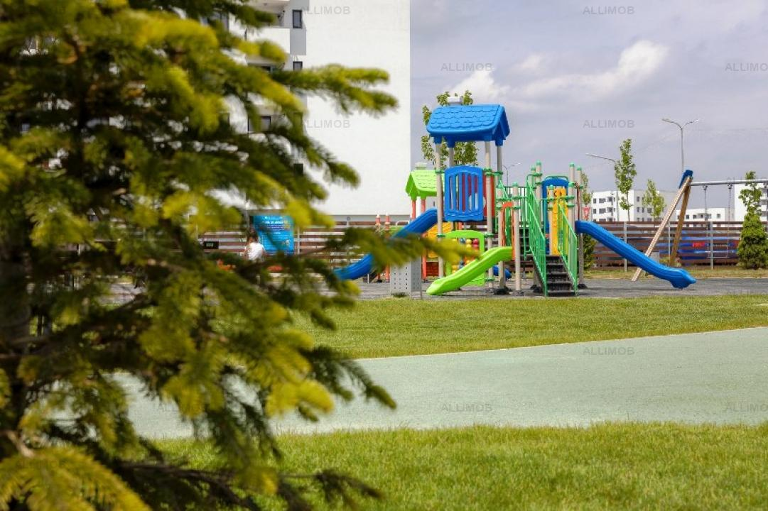 Apartament 3 camere in Cartier Rezidential Greenfield, zona Baneasa