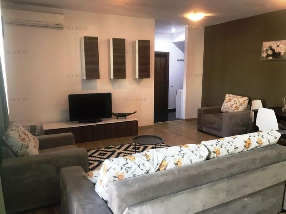 Apartament 2 camere in ansamblul rezidential Perla Residence
