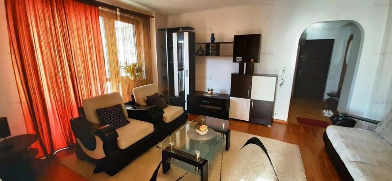 2 rooms apartment for sale in Ploiesti, area ultracentral, we have the following