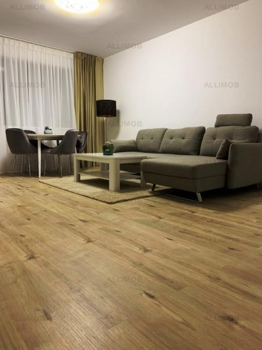 Apartament 3 camere in Baneasa Complex Greenfield