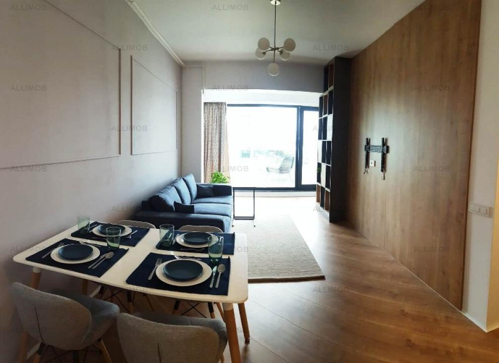 2-room apartment in the FourCity-North