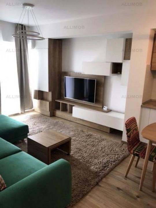 Apartament 2 camere Belvedere Rezidence zona Aviatiei
