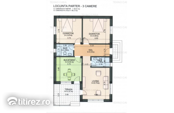 NOUL Proiect imobiliar ANDREEA, Pantelimon, 10 min Cora