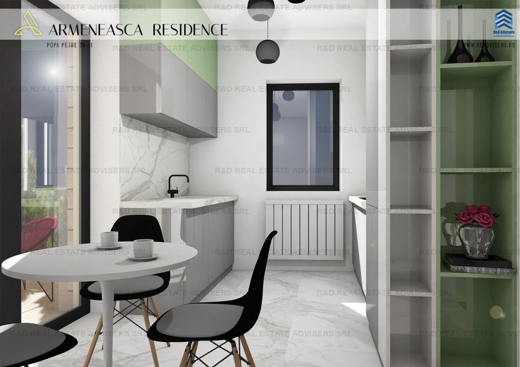 Apartament 2 camere - Armeneasca/Mosilor/Dacia