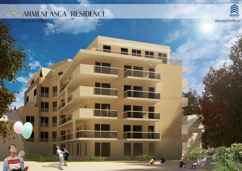 Apartament 3 camere - Dacia/Armeneasca/Mosilor - comision 0
