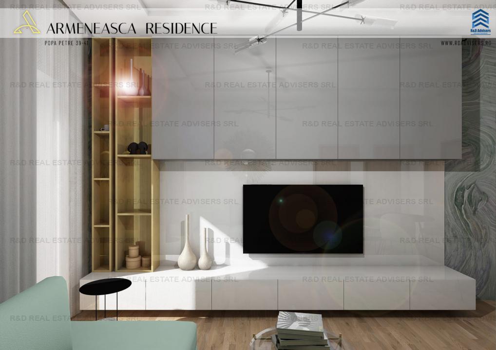 Apartament 2 Camere- Armeneasca/Mosilor- Start Proiect- Comision O!