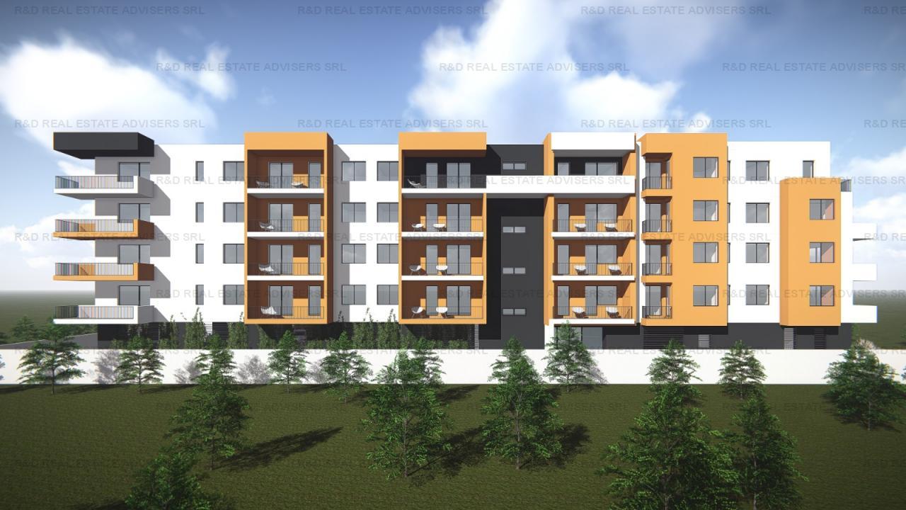Apartament 2 camere spatios | Pipera Nr 1D| Finisaje premium