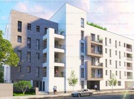 Apartament 3 camere Compartimentare inteligenta - langa metrou