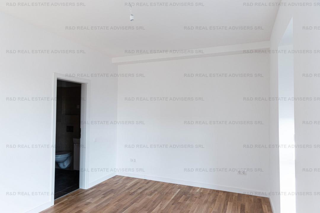 3 camere cu GRADINA 45MP | BLOC FINALIZAT | MUTARE IMEDIATA