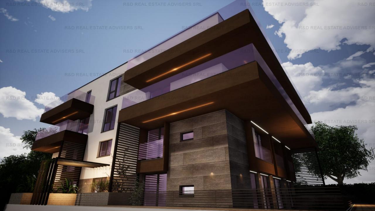Apartament Lux - Proiect Boutique