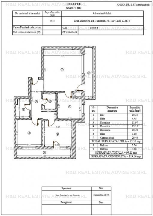 Apartament 3 camere Brancusi Park, 0% COMISION 10 min Metrou