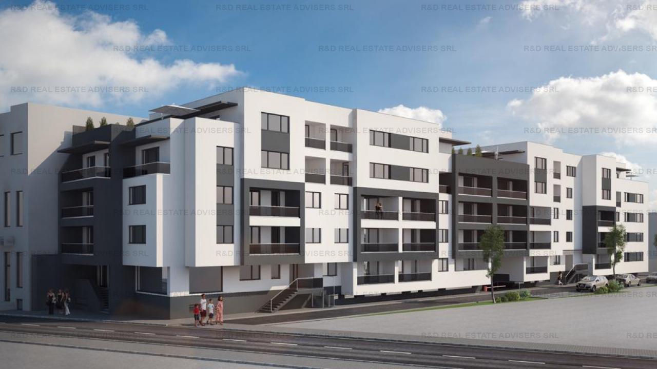 Apartament 3 Camere-Direct Dezvoltator- 450 m Metrou Timpuri Noi!