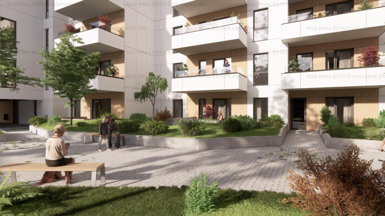 Apartament 2 Camere-Direct Dezvoltator- 550 m Metrou Unirii !