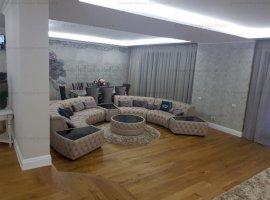 apartament 204 mp utili +170 mp curte zona Damaroaia