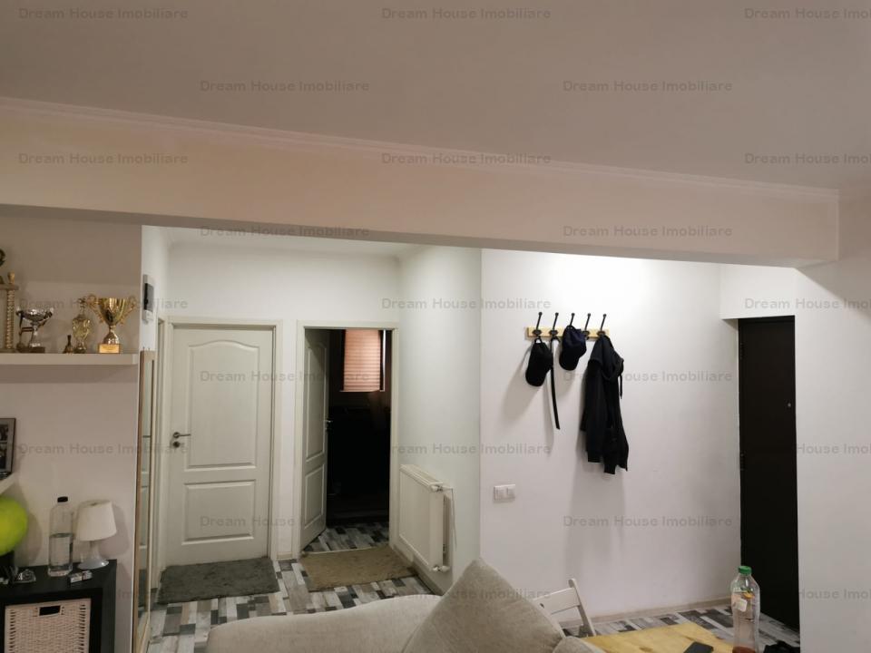 apartament 3 camere Baneasa +curte de 25mp +2 locuri de parcare