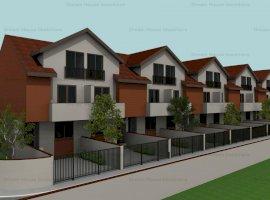 Cecilia Residence Vile insiruite in sectorul 1