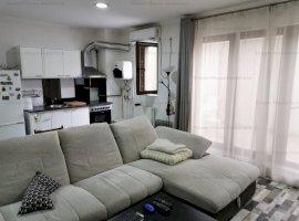 Apartament 3 camere Baneasa/Antena 1 +curte de 25mp +1 loc de parcare