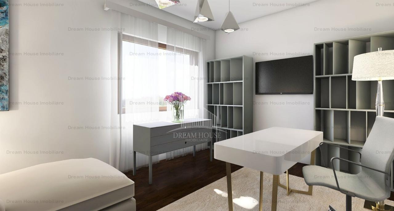 Penthouse 5 camere Somesul Rece /Baneasa Antena 1