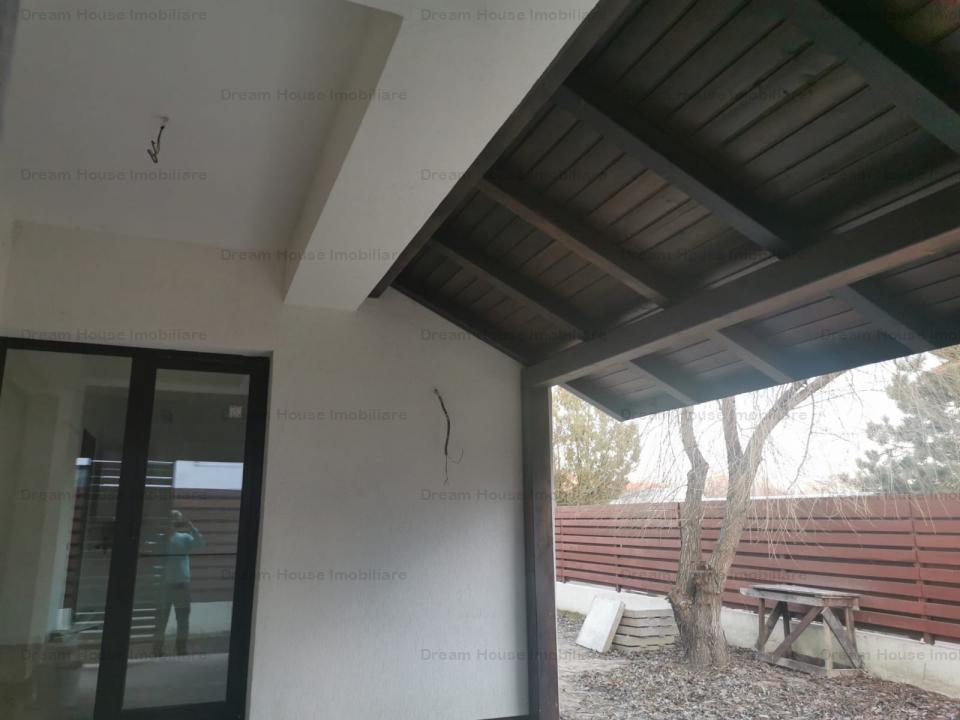Vila superba Intr-un complex rezidential cu circuit inchis cu doar 8 unitati