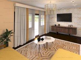 Apartament cu 4 camere zona Straulesti la 10 minute de metrou