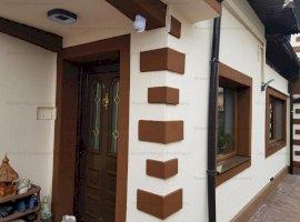 Casa 5 camere Bucurestii Noi 170mp teren liber Garaj, Foisor, Renovata Recent