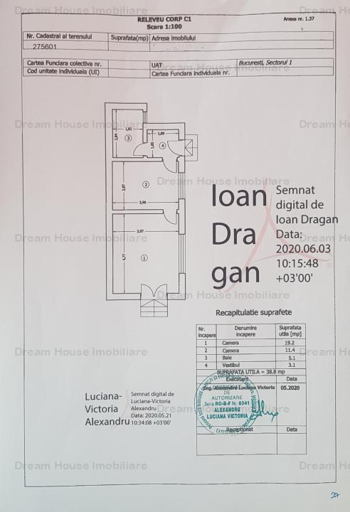 Casa 2 Camere Soseaua Chitilei 170mp teren