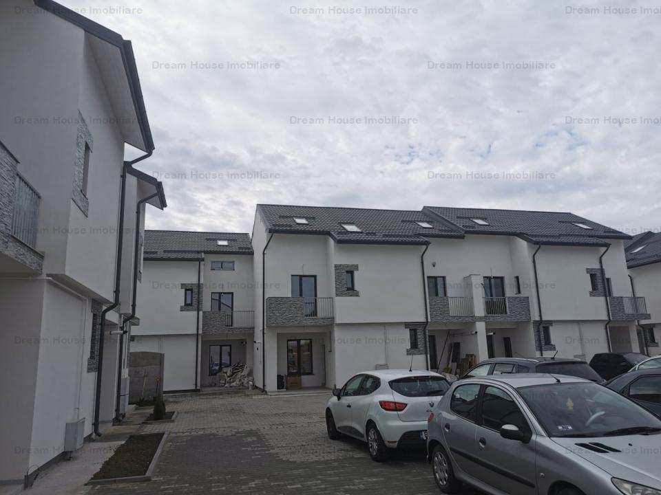 Complex rezidential cu 64 de vile, faza a 3