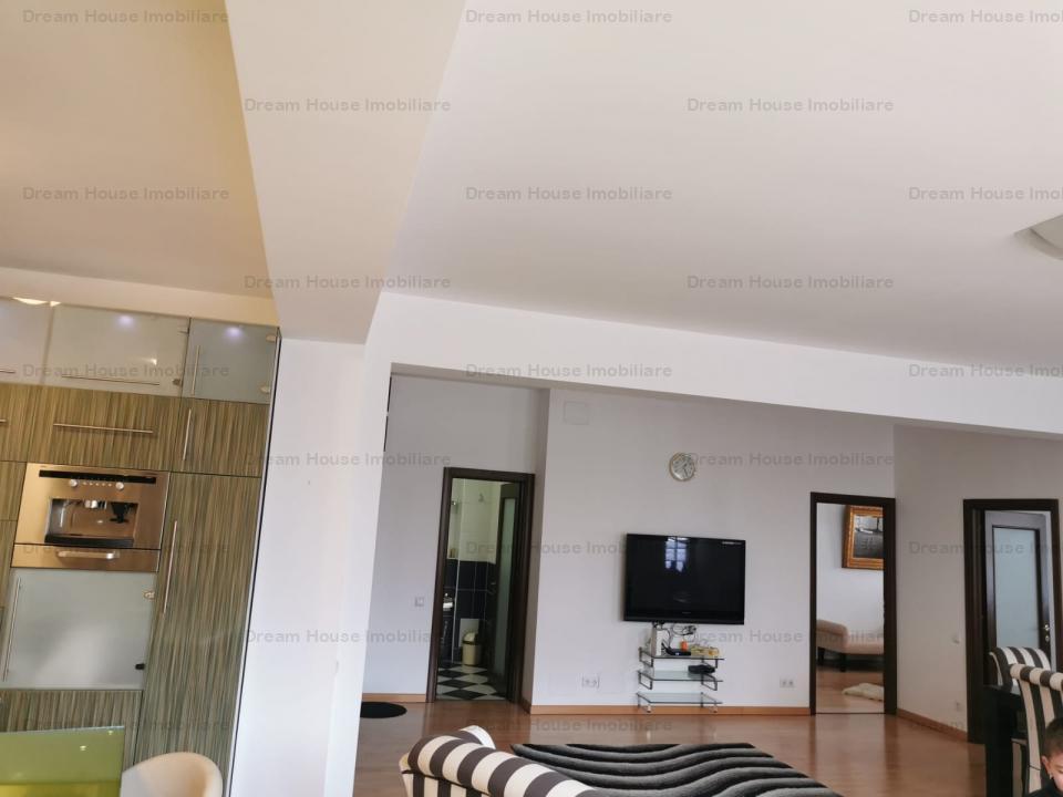 Apartament de lux Arcul de Triumf  150 mp utili si 150 mp de curte