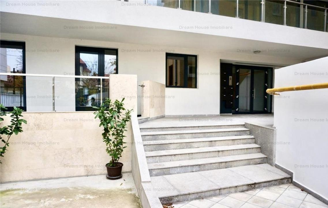 Apartament 3 camere Kiseleff cu Terasa