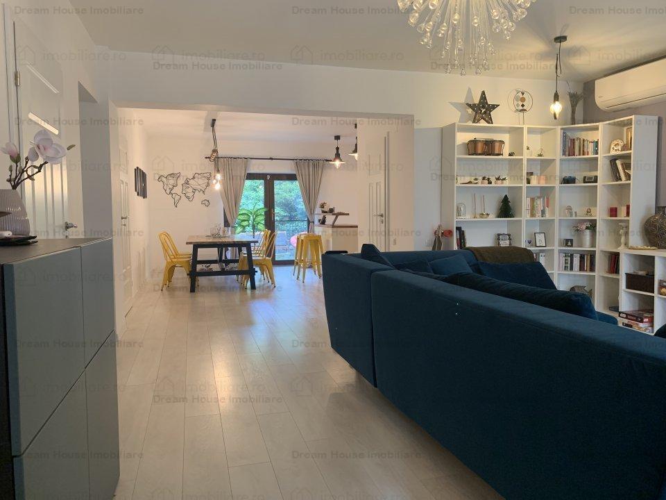 Apartament 3 Camere Baneasa/Herastrau cu Gradina Proprie