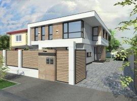 Vila Tip Duplex Proiect In Desfasurare 2021 Straulesti