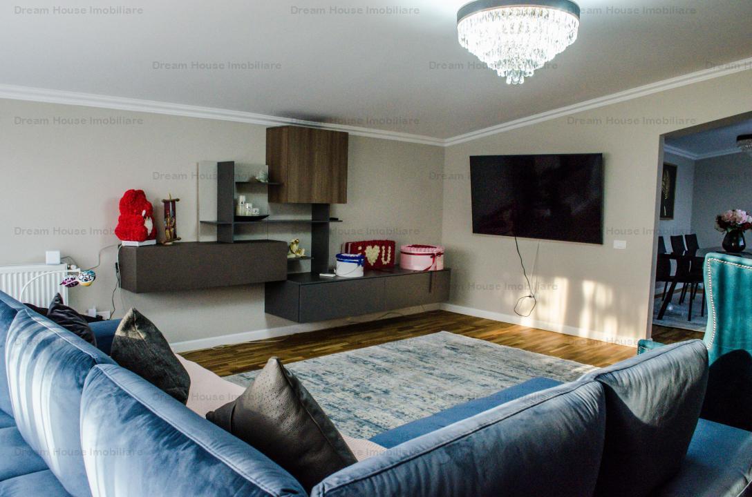 Apartament 3 camere Stil Penthouse Lux Terase 50mp Damaroaia