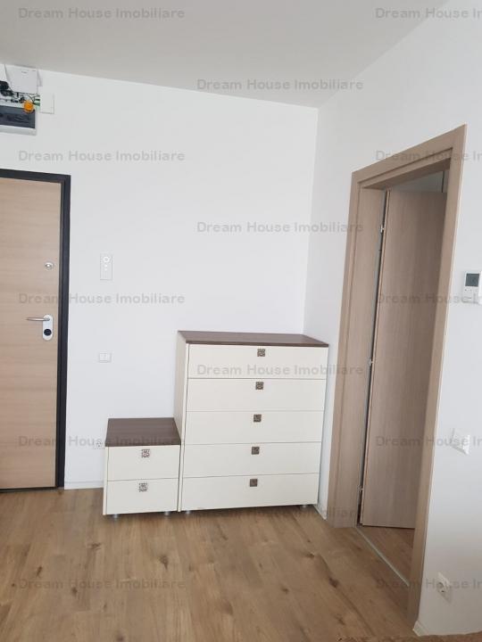 Apartament cu 3 camere mobilat si utilat Greenfield