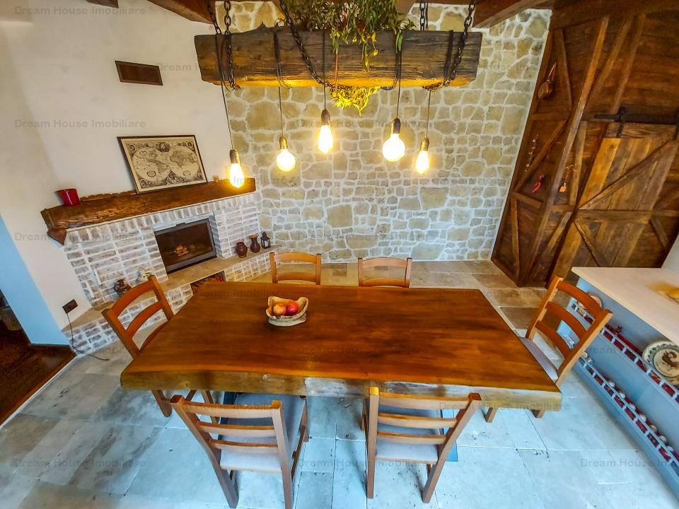 Vila 4 Camere Finisaje Premium Soseaua Chitilei