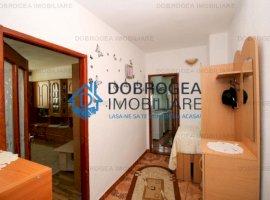Mahmudia, central, 2 camere, Etaj 2, decomandat