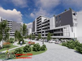 Complex E3 PLUS, Apartament 3 cam, totul nou, centrala, lift