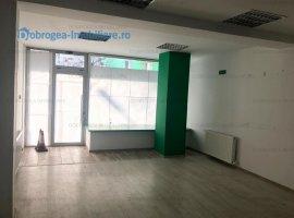 Isacciei, Spatiu Comercial , 60 m2, open space, vitrina , vad