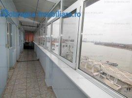 Faleza, Etaj 6, vedere panoramica Dunare, mobilat si utilat