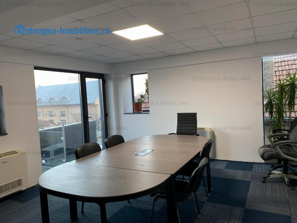 Traian, spatiu de birouri premium, 100 m2, cladire noua, curte
