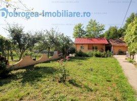 Bariera Mahmudiei, casa 2 corpuri, renovata, teren 2500 m2, deschidere 25 ml