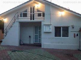 Primaverii, P+M 336 m2, complet renovata, teren 320 m2, garaj 2 masini