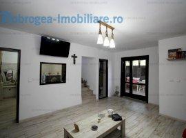 Apartament in casa, renovat lux, mobilat complet, terasa, 2 bai