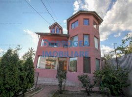 Mahmudiei, casa P+1+M, renovata, 224 mp, beton+BCA, teren 248 mp