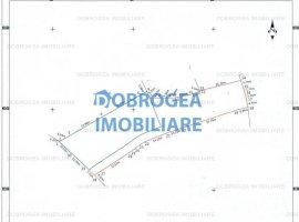 Murighiol, teren intravilan, 2636 mp, deschidere 30 ml, canalizare