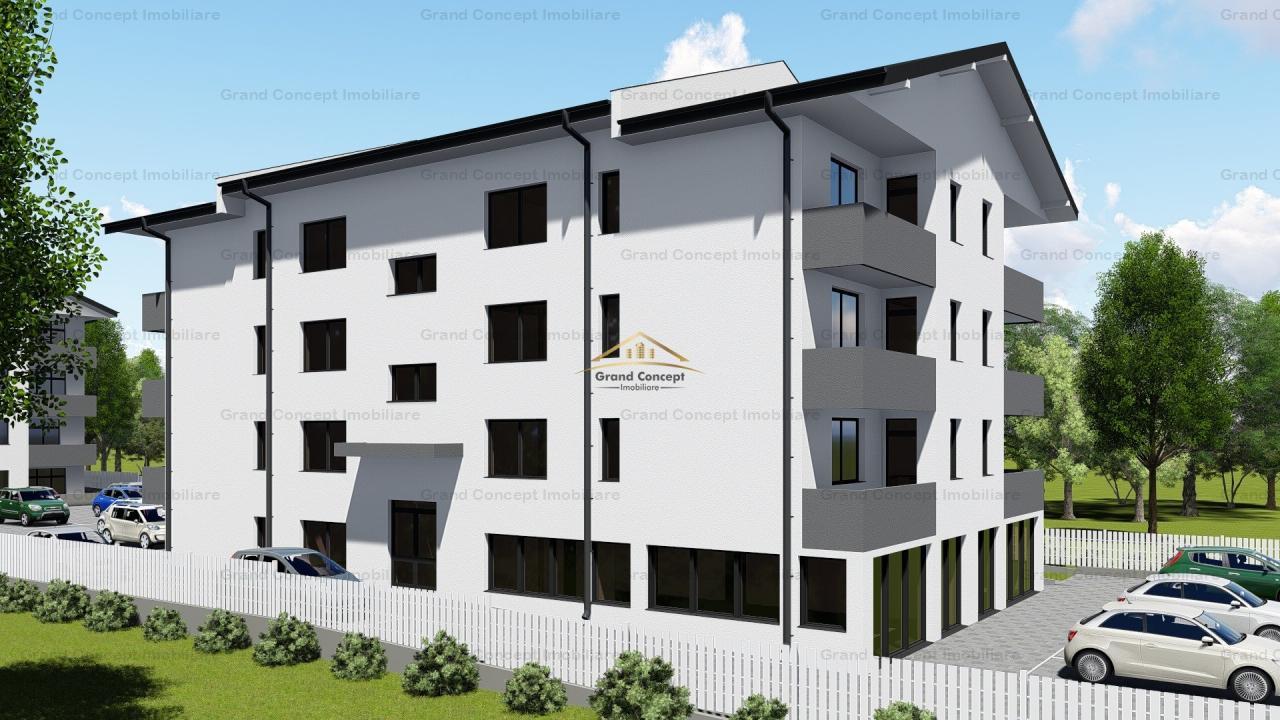 Apartament 1 camera, Valea Lupului, 28.05mp Valea Lupului  Cod oferta: 14887