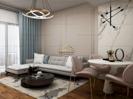 Apartament 1 camera, Capat Pacurari, 45.25mp        Cod oferta: 17353