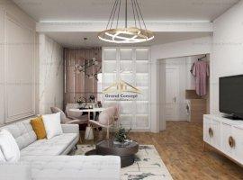 Apartament 2 camere, Capat Pacurari, 60.60mp        Cod oferta: 17380