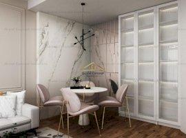 Apartament 2 camere, Capat Pacurari, 52.10mpcu gradina 48.95mpCod: 17401