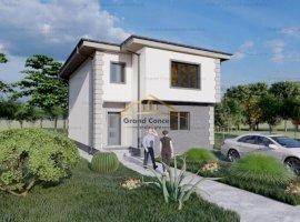 Casa 4 camere, Breazu, 160mp, Asfalt  130.000EUR      Cod oferta: 15405
